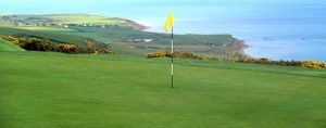 Freshwater Bay Golf Club on the Isle of Wight