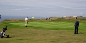 10th Hole Freshwater Bay Golf Club