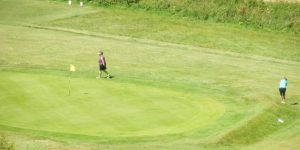 14th Hole Freshwarer Bay Golf Club