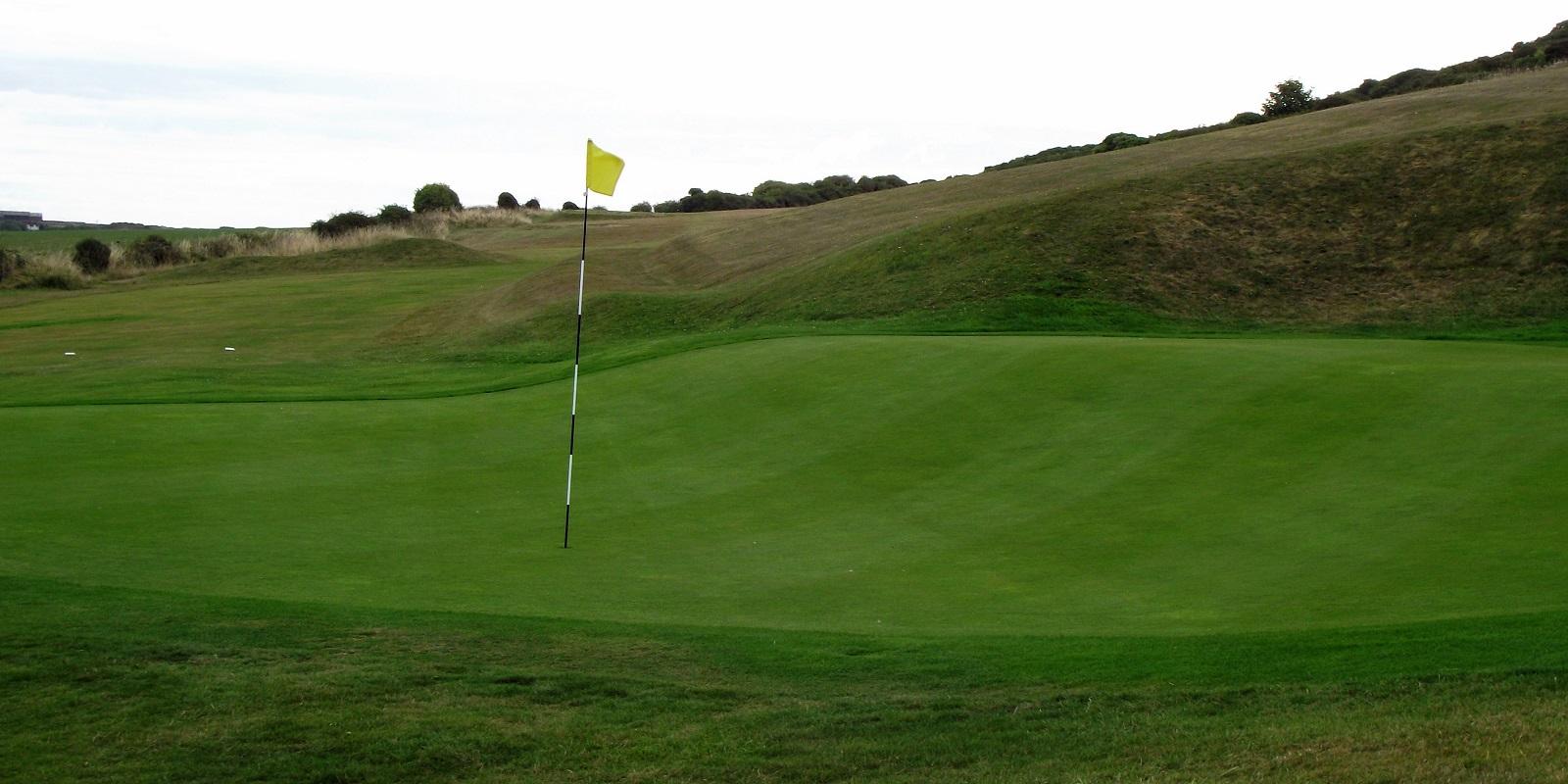 16th Hole Freshwater Bay Golf Club