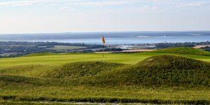 7th Hole Freshwater Bay Golf Club