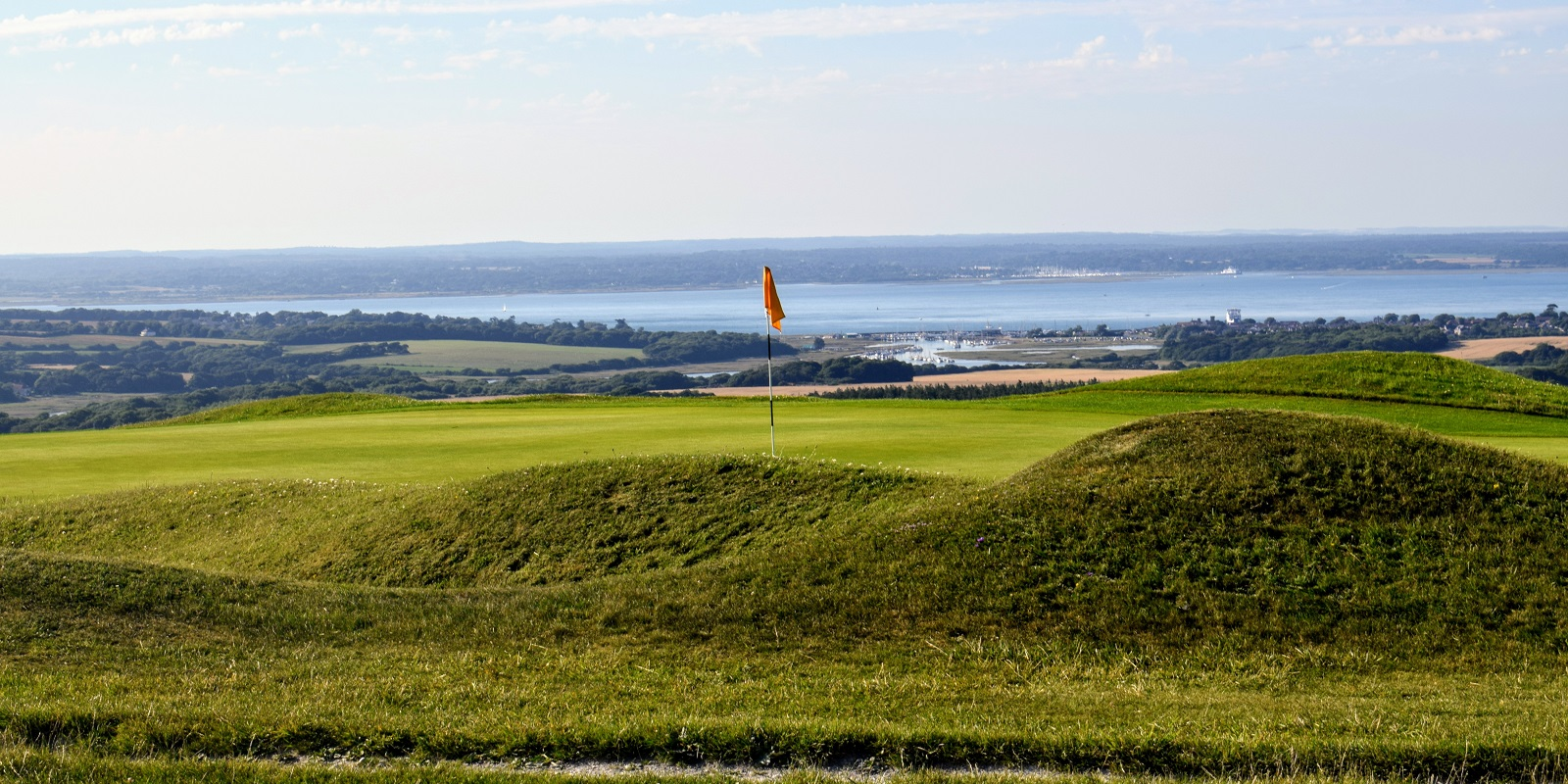 7th Hole Freshwater Bay Golf Club